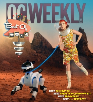 OC Weekly- Ricketts and Sones