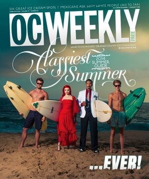 OC Weekly - Riley Kern Studios